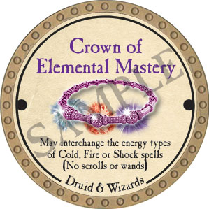 Crown of Elemental Mastery