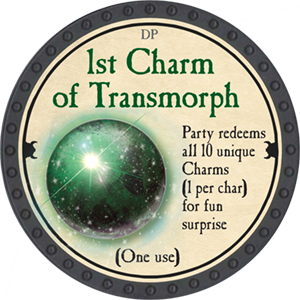 1st Charm of Transmorph